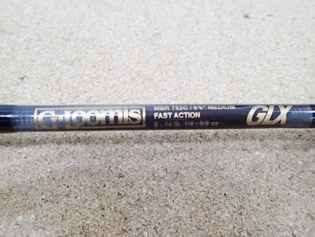 G・Loomis Gルーミス GLX MBR 782C(改)【中古Cランク】
