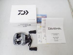 Daiwa ダイワ '21 ALPHAS アルファス SV TW 800HL【中古Cランク】