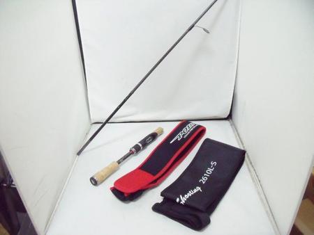 シマノ×ジャッカル ポイズン グロリアス 2610L-S ソリッドマスター 610S【中古Cランク】