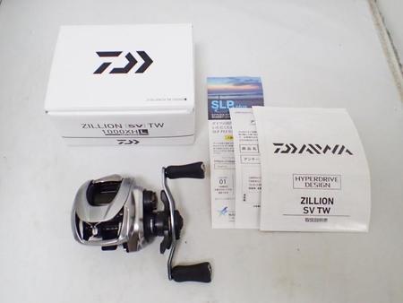 Daiwa ダイワ '21 ZILLION ジリオン SV TW 1000XHL【中古Sランク】