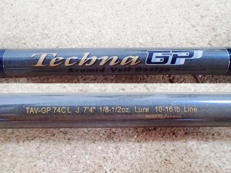 フェンウィック Techna GP テクナGP TAV-GP 74C L J【中古Bランク】