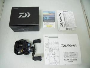 Daiwa ダイワ ZILLION ジリオン 10.0L-SV TW 【中古Sランク】