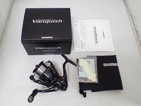 SHIMANO シマノ '19 Vanquish ヴァンキッシュ 2500S【中古Sランク】