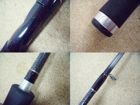Daiwa ダイワ BLACK LABEL ブラックレーベル BL 6111MFS【中古Cランク】