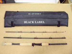 Daiwa ダイワ BLACK LABEL ブラックレーベル BL-XP61SH-3【中古Aランク】