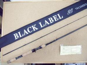 Daiwa ダイワ ブラックレーベル SG BLX SG 7012MHXB-FR【中古Cランク】