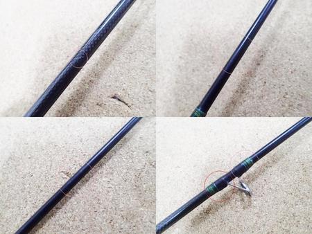 メガバス デストロイヤー HT800X F3-61X スピードティップカスタム【中古Cランク】