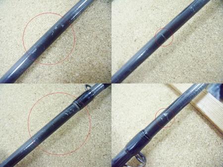 ダイワ STEEZ スティーズ 701HMHXB-XTQ ハスラー(旧モデル)【中古Cランク】