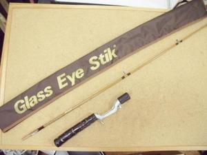 Glass Eye グラスアイ グラスアイスティック BF2 60L(グリップ付)【中古Cランク】