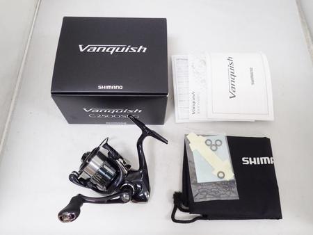 SHIMANO シマノ '19 Vanquish ヴァンキッシュ C2500SHG【中古Aランク】