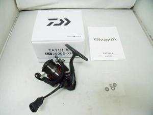 Daiwa ダイワ '18 TATULA タトゥーラ LT 2000S-XH【中古Bランク】