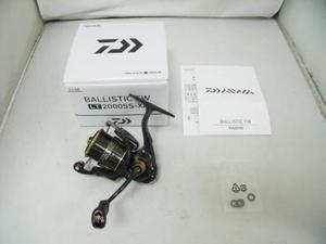 Daiwa ダイワ '19 バリスティック FW LT 2000SS-XH【中古Aランク】