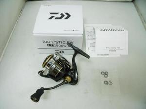 Daiwa ダイワ '19 バリスティック FW LT 2500S-C【中古Bランク】