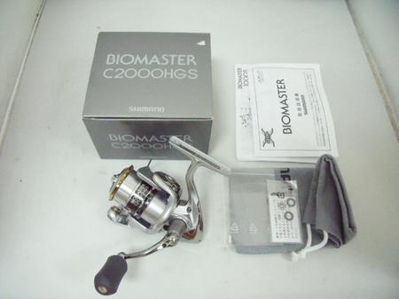SHIMANO シマノ '11 BIOMASTER バイオマスター C2000HGS【中古Cランク】