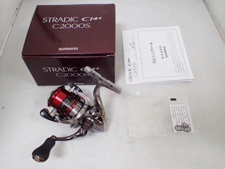 SHIMANO シマノ '16 STRADIC ストラディックCI4+ C2000S【中古Cランク】