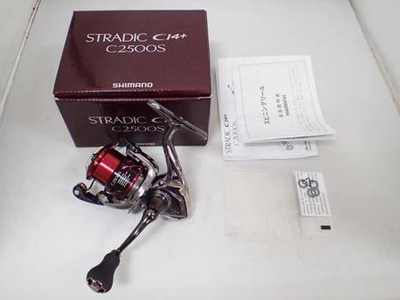 SHIMANO シマノ '16 STRADIC ストラディックCI4+ C2500S【中古Aランク】