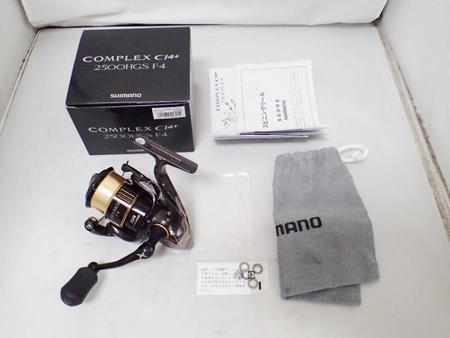 SHIMANO シマノ '13 コンプレックス CI4+ 2500HGS F4【中古Cランク】