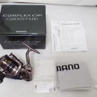 SHIMANO シマノ '17 コンプレックス CI4+ C2500S F4 HG【中古Sランク】