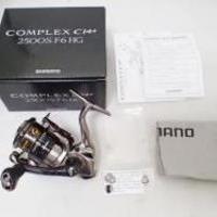 SHIMANO シマノ '17 コンプレックス CI4+ 2500S F6 HG【中古Sランク】