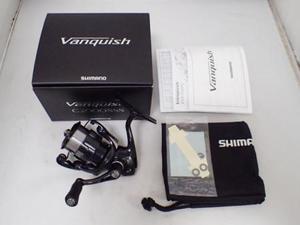 SHIMANO シマノ '19 Vanquish ヴァンキッシュ C2000SSS【中古Sランク】