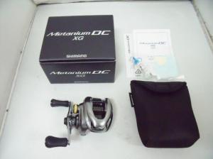 SHIMANO シマノ '15 メタニウム DC XG (右)(後期) 【中古Aランク】